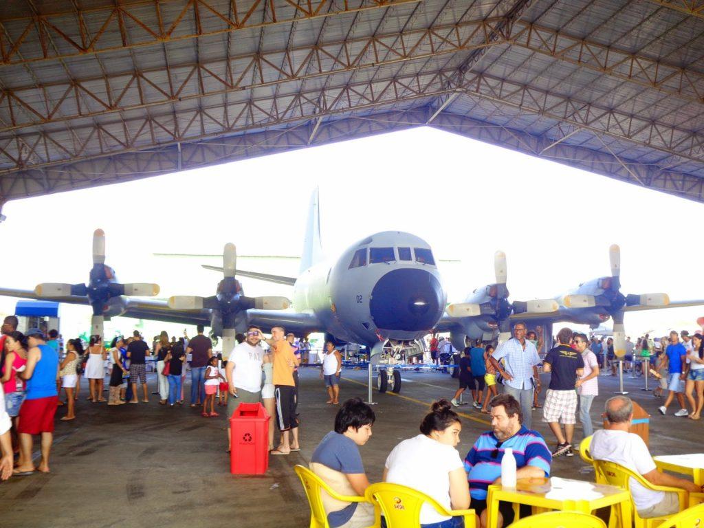 Portões Abertos 2014: Base Aérea de Salvador
