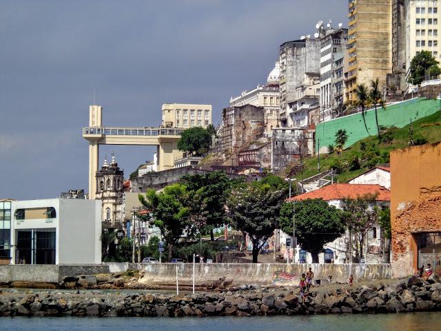 Dicas de segurança em Salvador