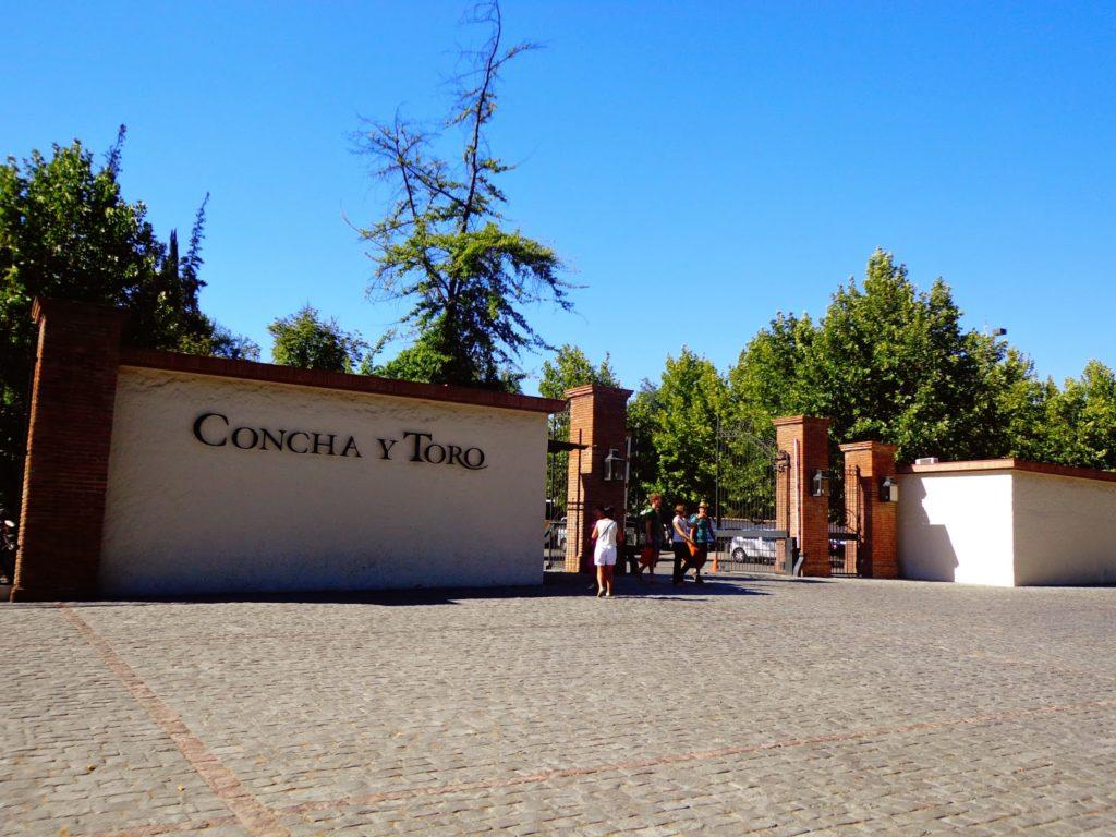 Chile: visita à Concha y Toro