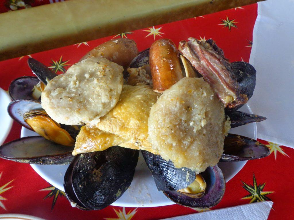 Puerto Varas: almoçar em Puerto Montt