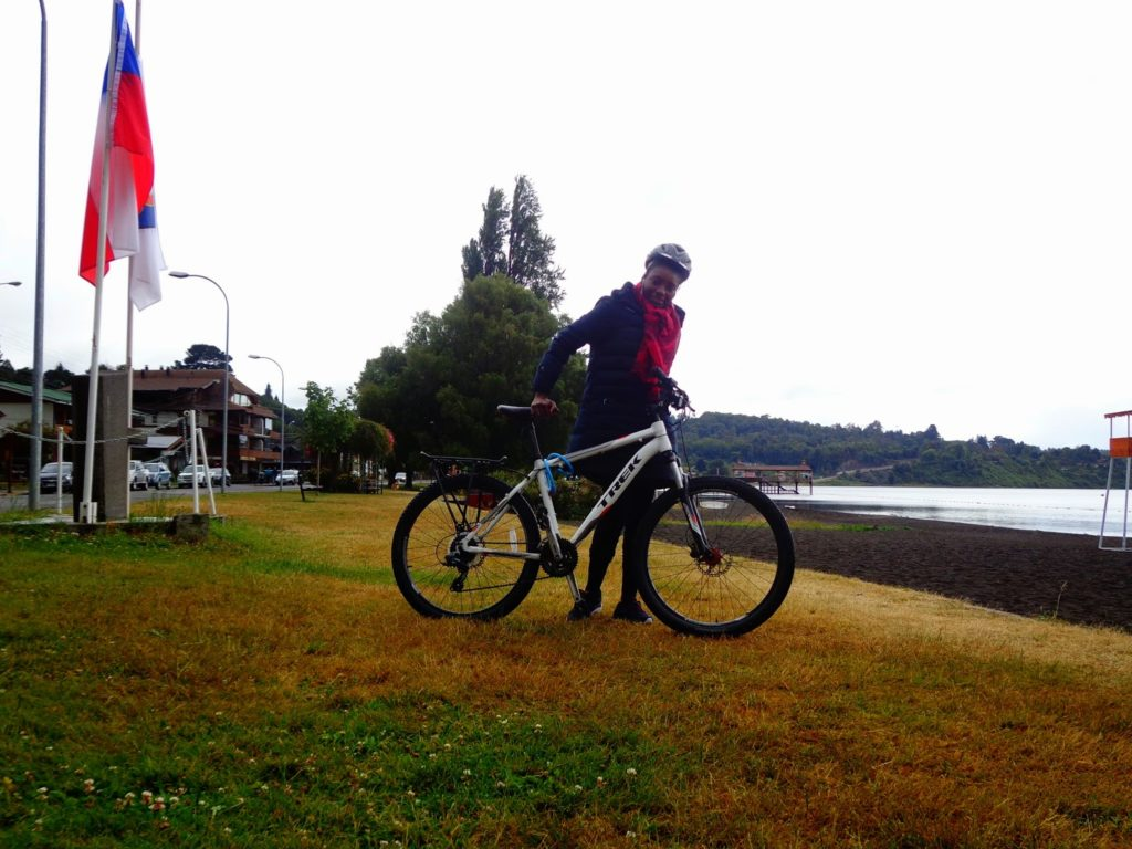Puerto Varas: 30km de bicicleta até Frutillar