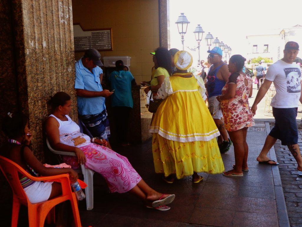 Golpes em turistas em Salvador