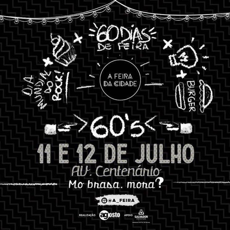A Feira da Cidade: um dos melhores eventos de Salvador, não perca!