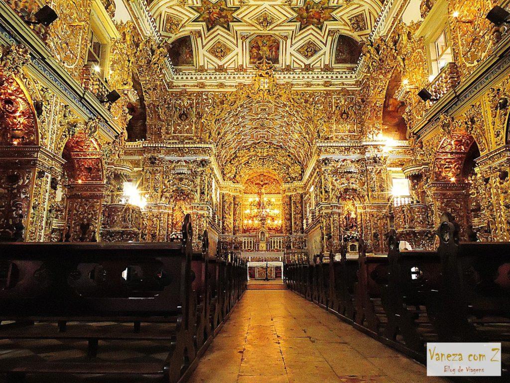 o que ver em salvador igreja ordem terceira do sao francisco