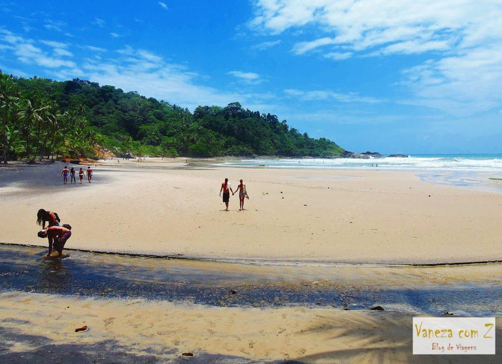 Praias de Itacaré/BA, onde parar viajando de carro?