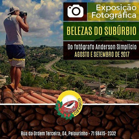Exposição Belezas do Subúrbio no Pelourinho
