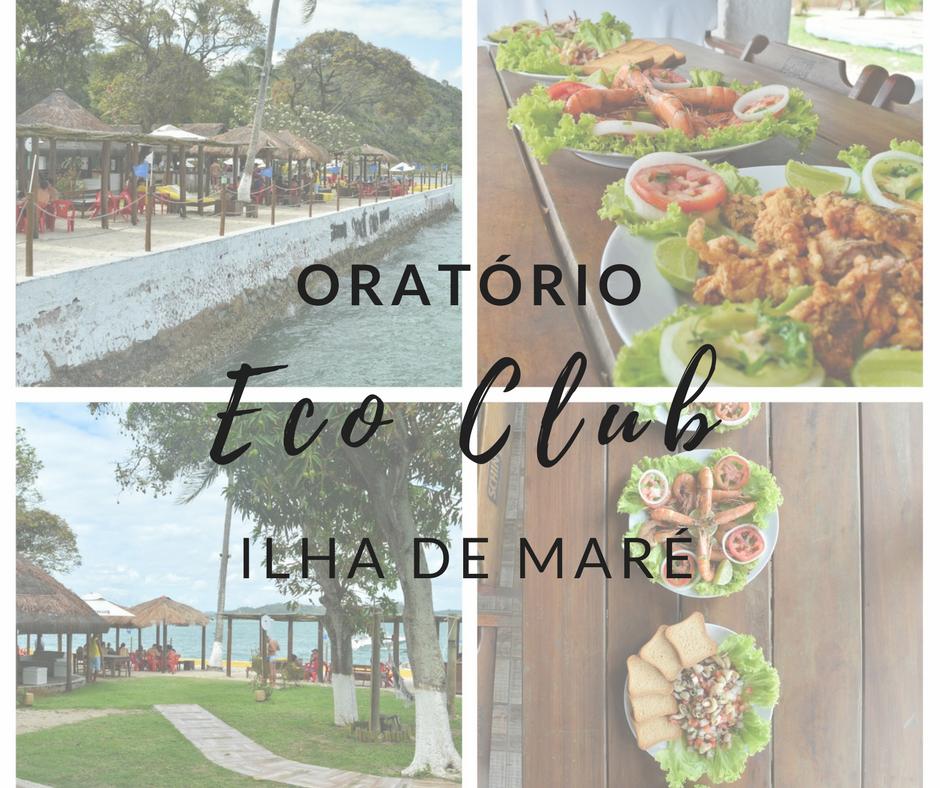Oratório Eco Club em Ilha de Maré