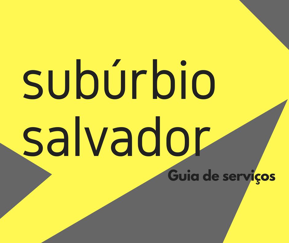 Guia de Serviços do Subúrbio de Salvador