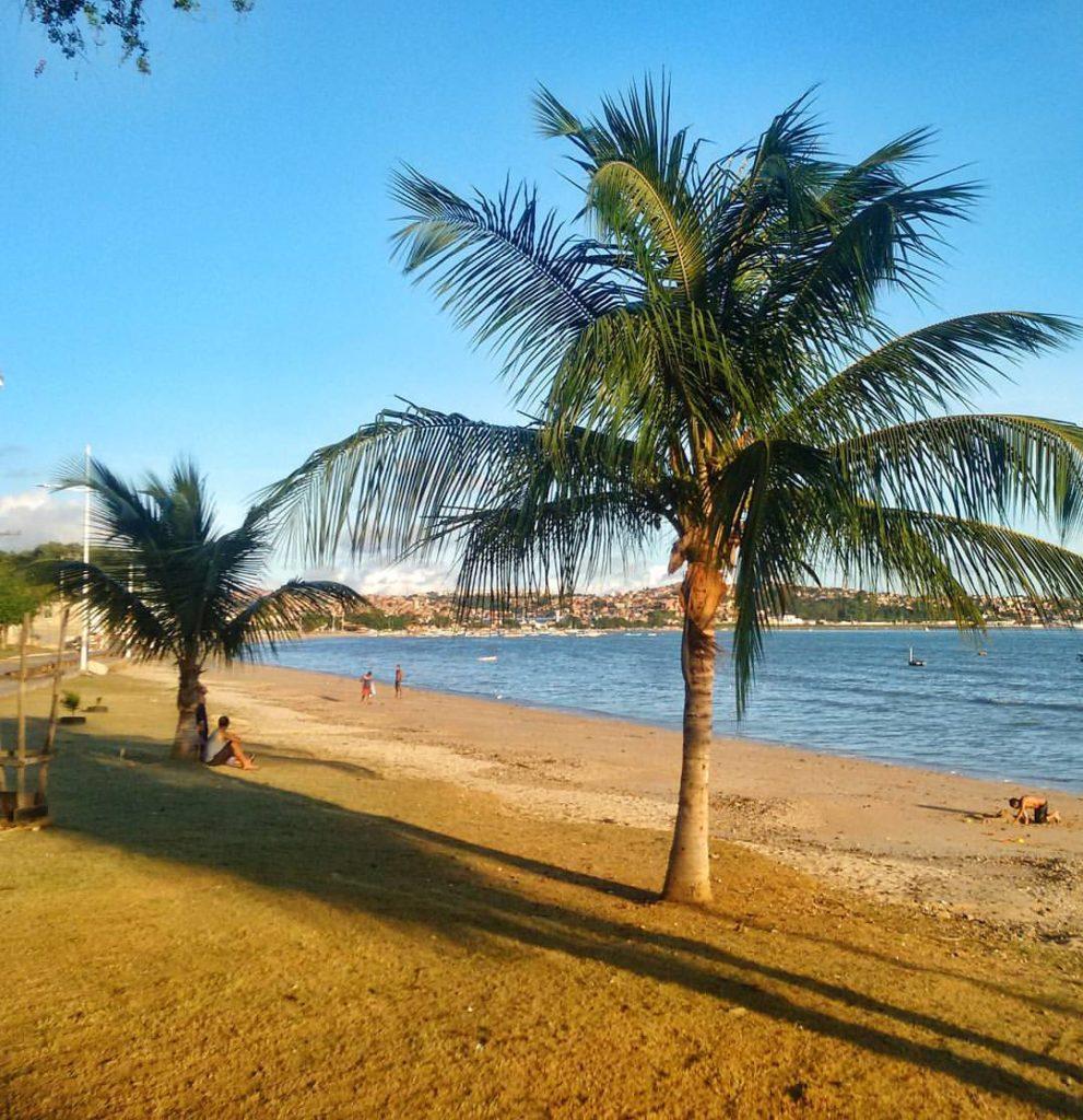 melhores praias do suburbio salvador