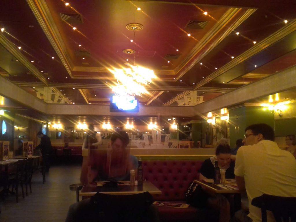 Restaurante Paris 6 em Salvador