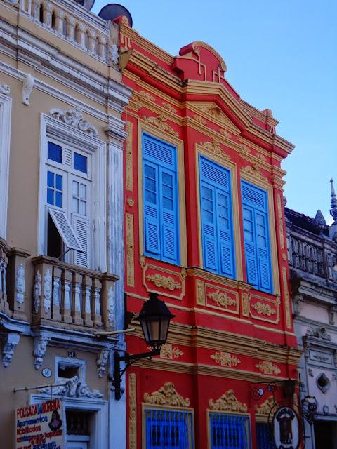 fachada casas pelourinho