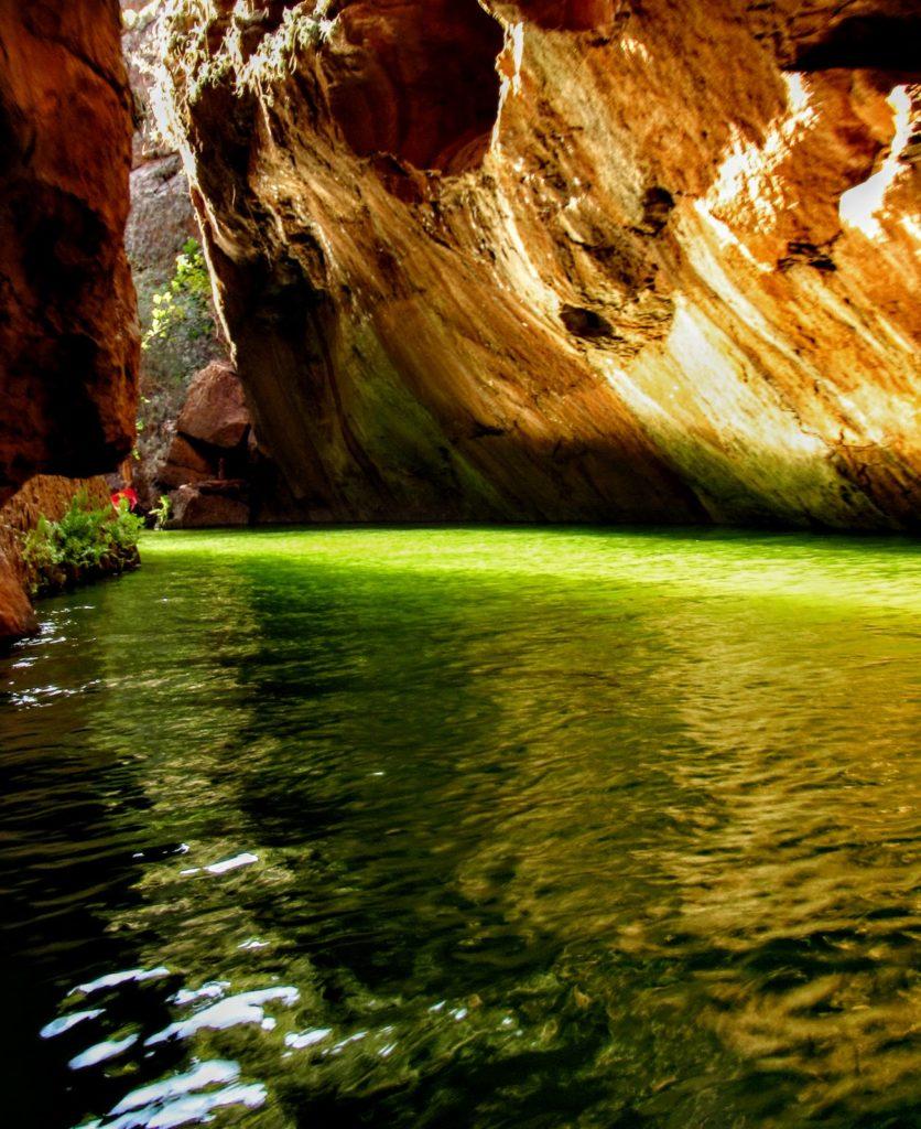 gruta do talhado