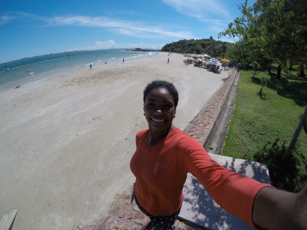 praia ponta de nossa senhora