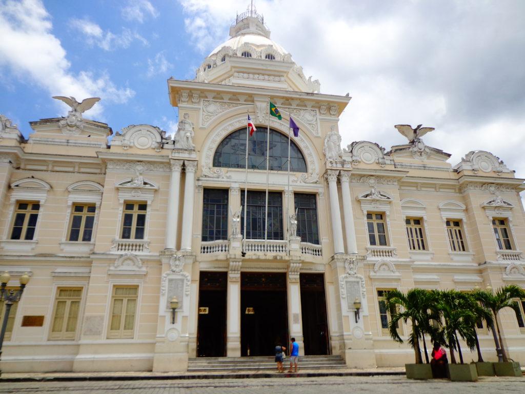 palacio rio branco em salvador