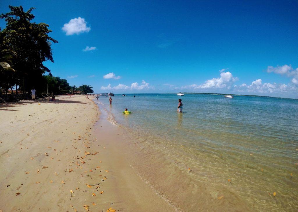 cacha pregos melhores praias itaparica