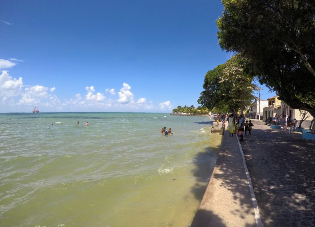 praia do boulevard