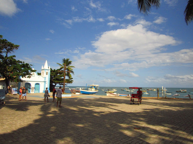 Como chegar à Praia do Forte Litoral Norte da Bahia