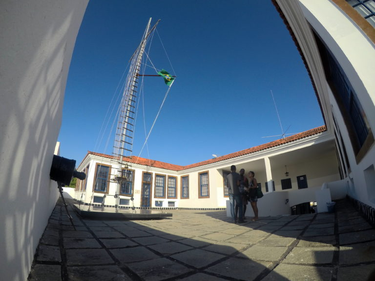 Independência da Bahia – Forte São Lourenço Itaparica