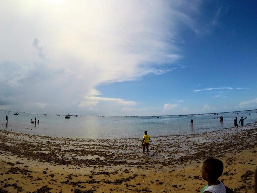 melhores praias de itaparica barra grande