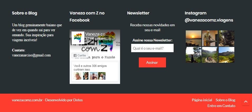 blog vaneza com z