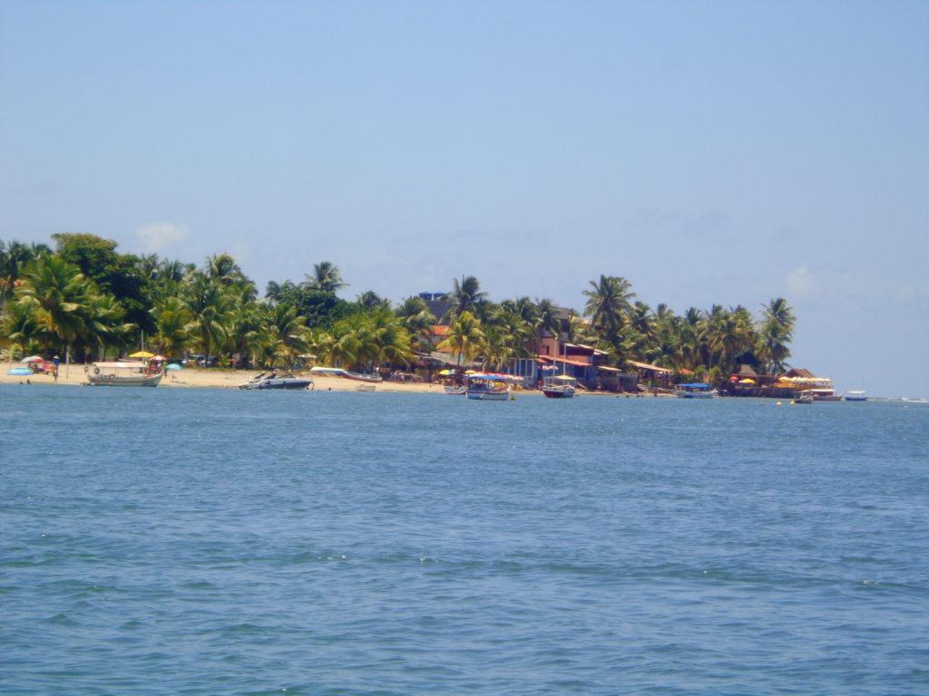 onde ficar em ilha itaparica na bahia
