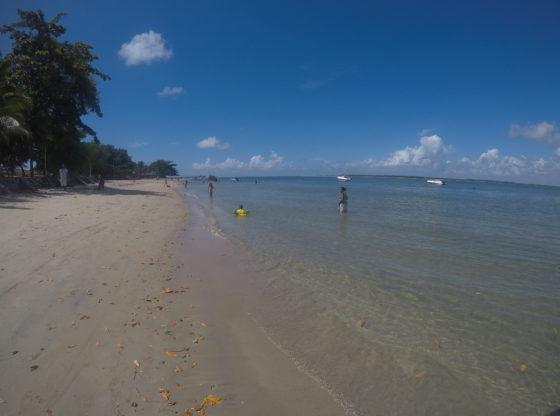 melhores praias da ilha de itaparica