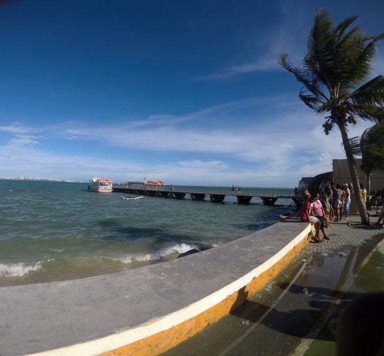 Como chegar em Ilha de Itaparica Bahia
