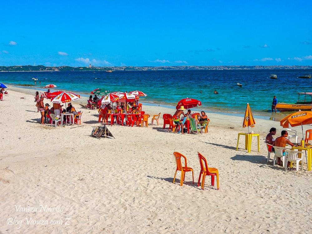 ílha de mare praia itamoabo
