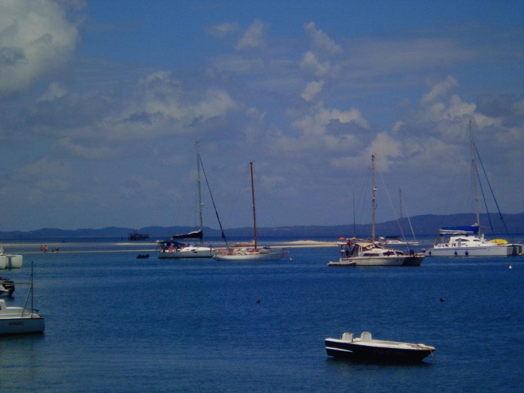 melhores praias da ilha de itaparica na bahia