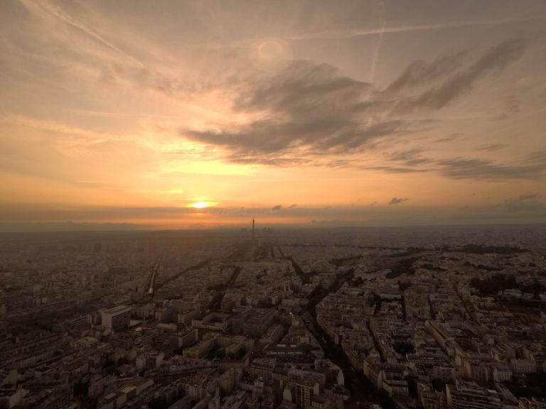 Torre Montparnasse em Paris- como ir e a vista