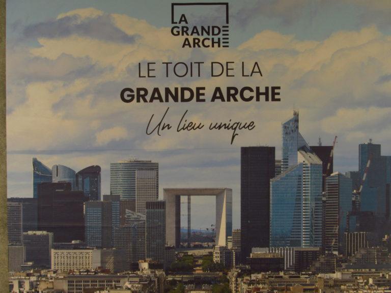 Grande Arco La Défense em Paris
