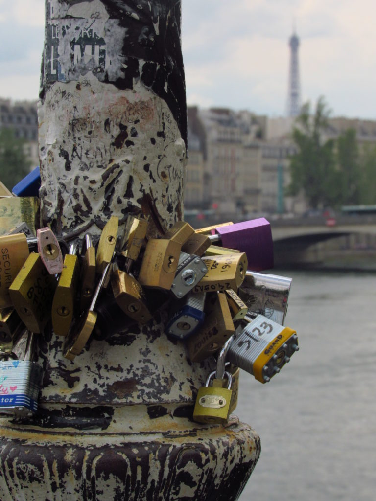 ilhas do rio sena pont des arts