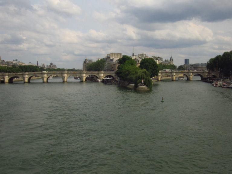 Ilhas do Rio Sena em Paris: Île de la Cité e Saint Louis