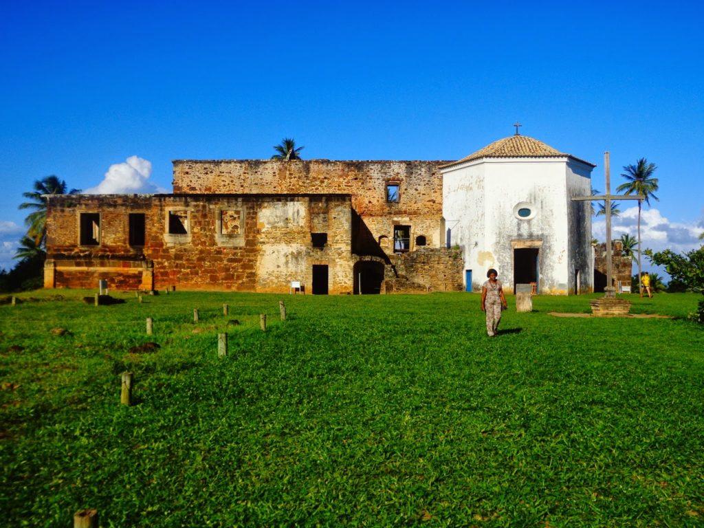 castelo garcia d'avila praia do forte