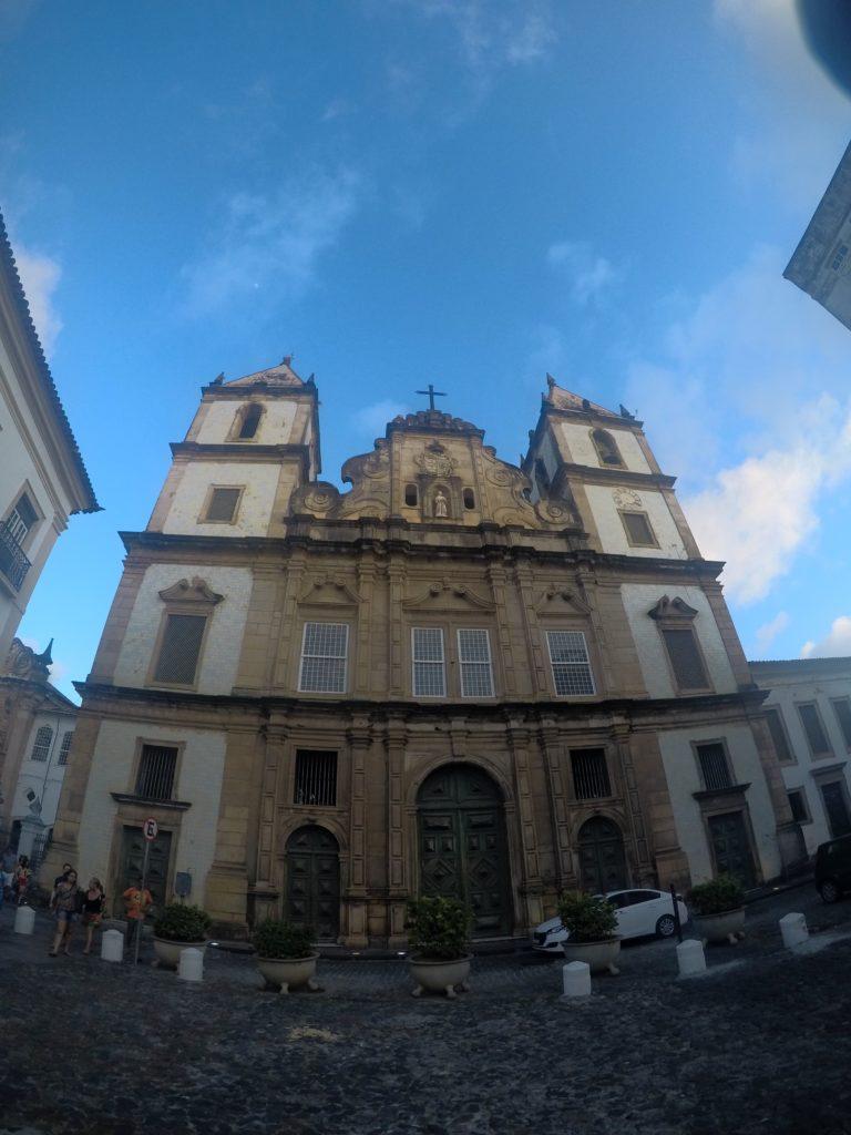 igreja sao francisco salvador