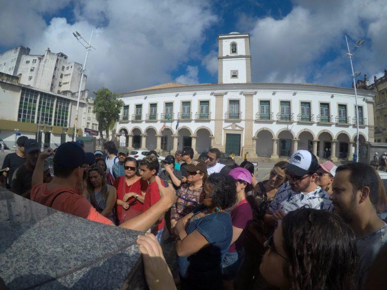 Passeio pelo Centro Histórico de Salvador: Rua Chile, Pelourinho e mais