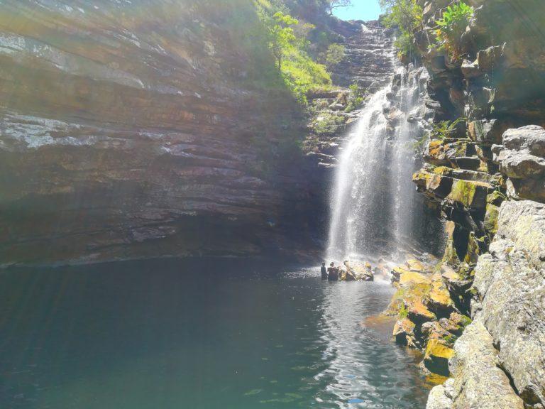 Trilha da Cachoeira do Sossego – Chapada Diamantina