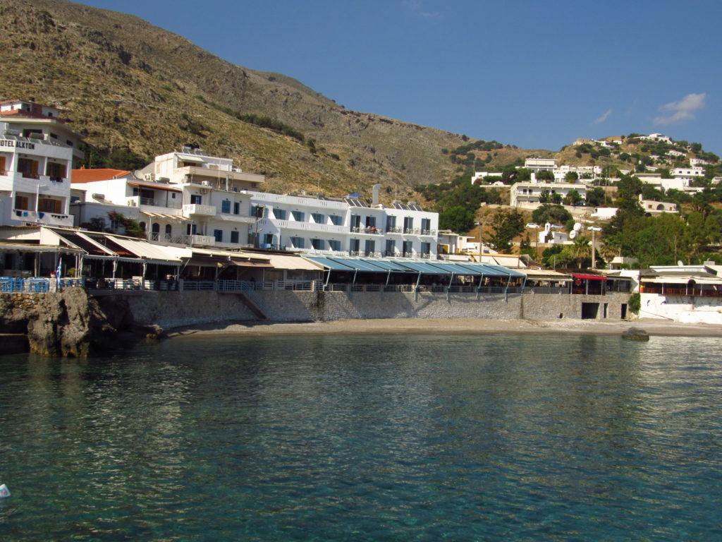 praias de plakias crete