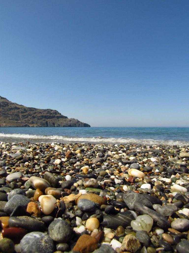 praias de plakias grecia