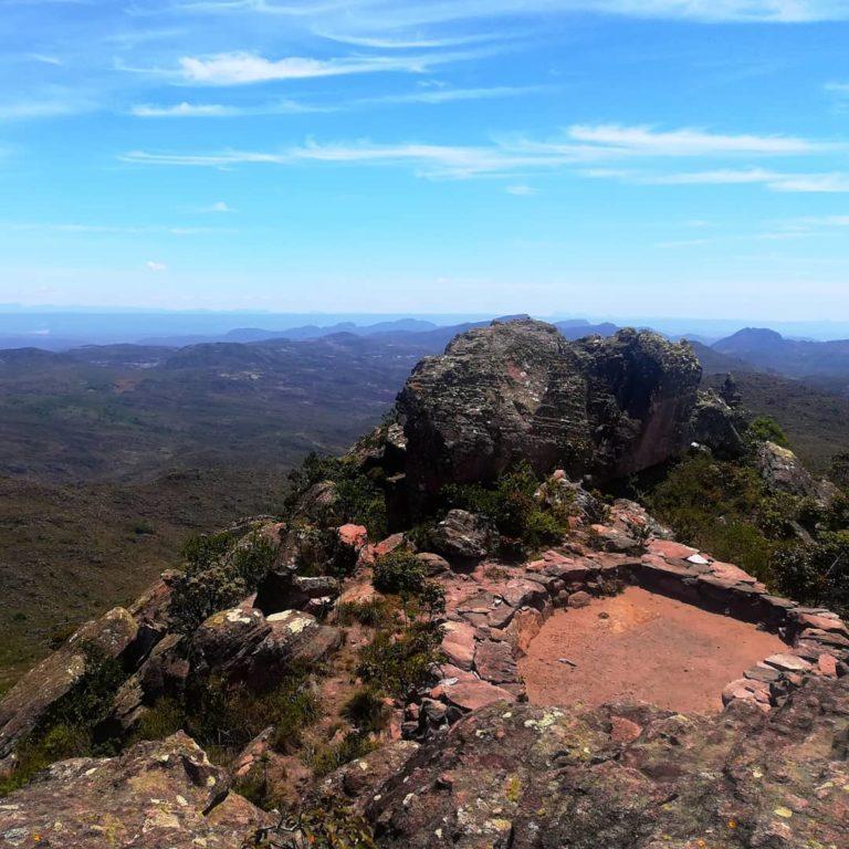Trilha Pico do Itobira em Rio de Contas na Chapada Diamantina
