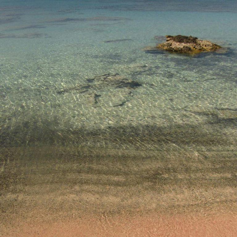 Praia de Elafonisi na Ilha de Creta Grécia – como chegar e onde comer