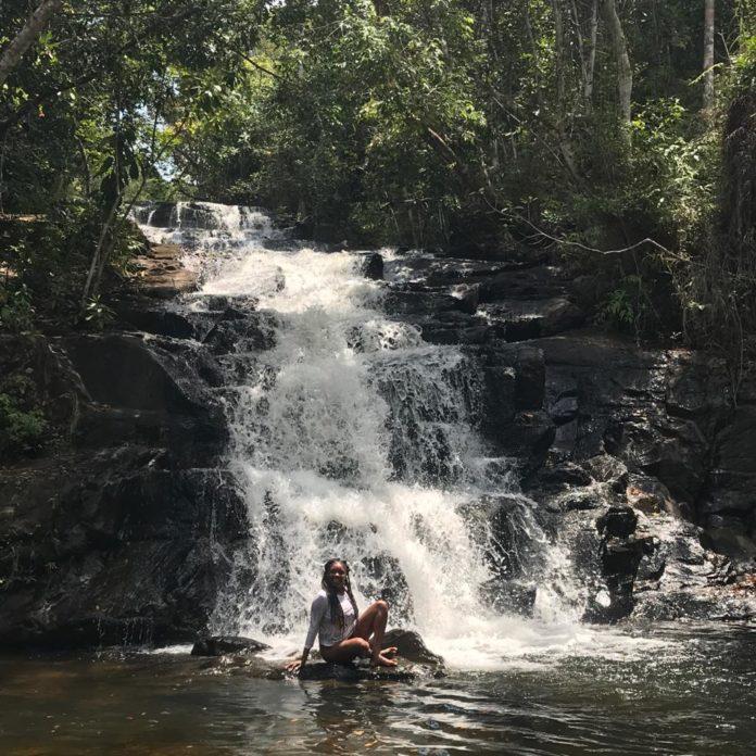 turismo de experiencia cachoeira do cleandro sabores do quilombo