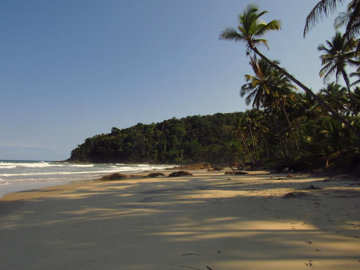 praia de jeribucacu itacare bahia
