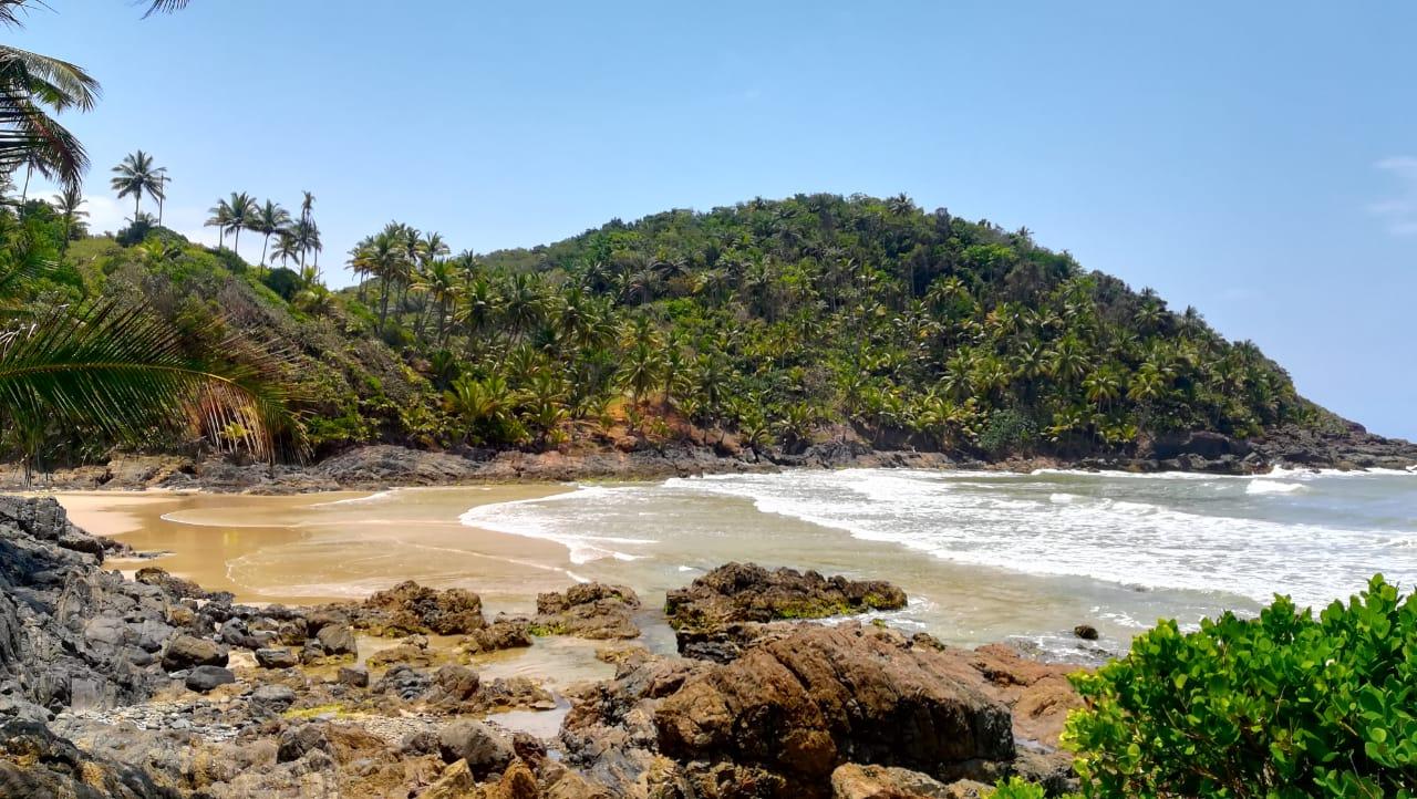 praia hawaizinho itacare bahia